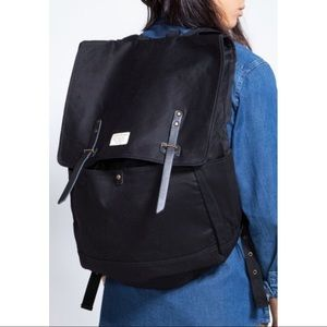Other - LIFETIME COLLECTIVE NAVY CANVAS BACKPACK